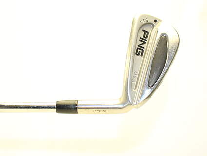 Ping S59 Single Iron 3 Iron Stock Steel Shaft Steel Right Handed Black Dot 38.5 in