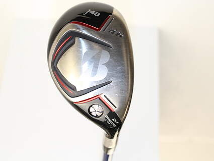 Bridgestone J40 Hybrid 4 Hybrid 24* Project X 6.0 Graphite Graphite Stiff Right Handed 39.75 in