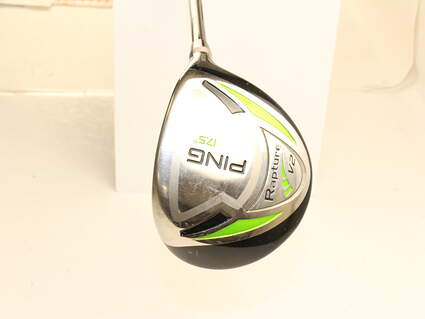 Ping Rapture V2 Fairway Wood 4 Wood 4W 17.5* Ping TFC 939F Graphite Stiff Right Handed 42.5 in