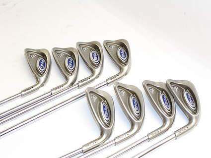Ping i5 Iron Set 3-PW Stock Steel Shaft Steel Regular Right Handed 38 in