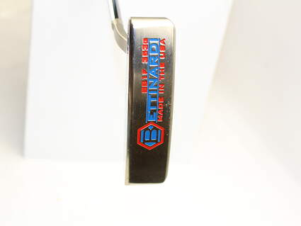 Bettinardi 2014 BB1F Putter Toe Down Stock Steel Shaft Steel Right Handed 35.25 in
