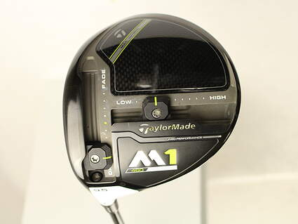 TaylorMade M1 Driver 9.5* Kuro Kage Dual-Core Tini 60 Graphite Stiff Left Handed 45.5 in