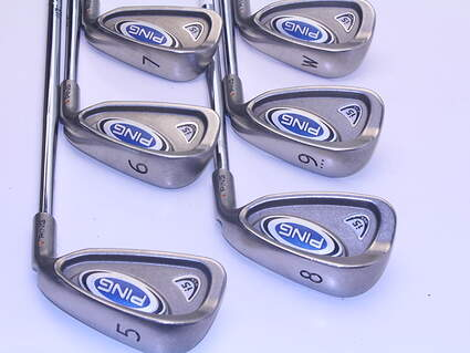 Ping i5 Iron Set 5-PW Steel Right Handed 38 in