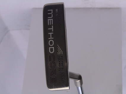 Nike Method Core MC1i Putter Stock Steel Shaft Steel Regular Right Handed 34.75 in