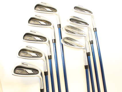 Mizuno JPX 800 Pro Iron Set 5-SW Project X 4.5 Graphite Graphite Ladies Right Handed 37.5 in