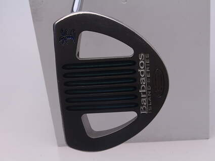 Guerin Rife Barbados Putter Stock Steel Shaft Steel Right Handed 34 in