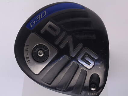 Ping G30 LS Tec Driver 10.5* Ping TFC 419D Graphite Regular Right Handed 45 in