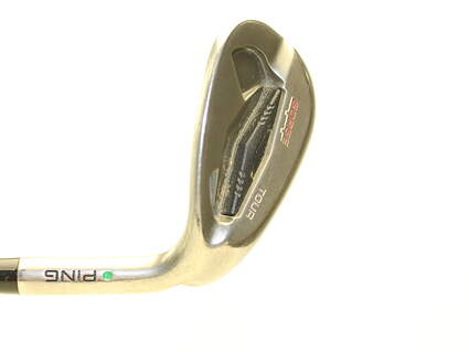 Ping Tour Gorge Wedge Sand SW 54* Ping TFC 189i Graphite Stiff Right Handed Green Dot 35.75 in