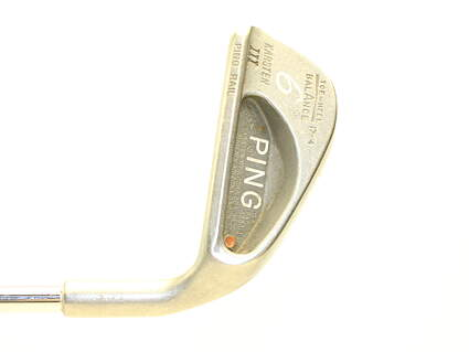 Ping Karsten III Single Iron 6 Iron Ping ZZ Lite Steel Lite Right Handed 36 in