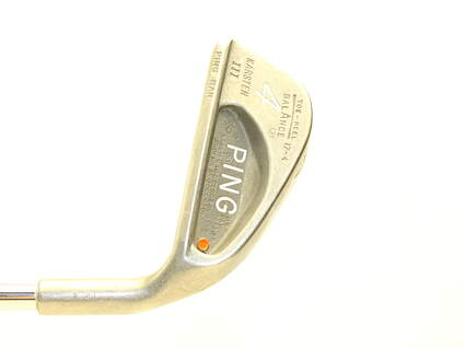 Ping Karsten III Single Iron 4 Iron Ping ZZ Lite Steel Lite Right Handed 37.5 in
