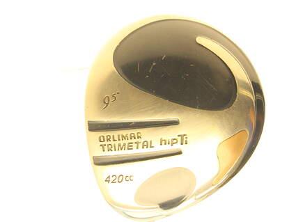 ORLIMAR Hip-Ti 420 Driver 9.5* Stock Graphite Shaft Graphite Stiff Left Handed 45.5 in