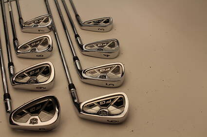 Wilson Staff FG Tour V2 Iron Set 3-PW True Temper Dynamic Gold S400 Steel Stiff Right Handed 38 in