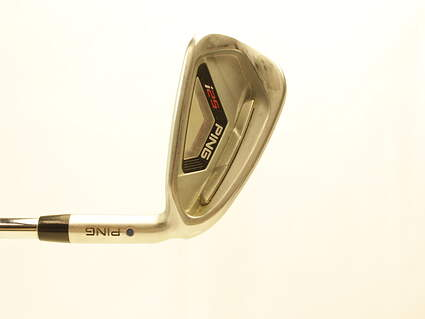 Ping I25 Single Iron 6 Iron Stock Steel Shaft Steel Regular Right Handed 37 in