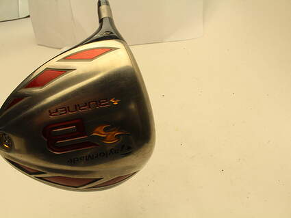 TaylorMade 2009 Burner Driver 9.5* TM Reax Superfast 49 Graphite Stiff Left Handed 45.75 in