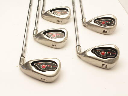 Callaway 2004 Big Bertha Iron Set 2nd Swing Golf