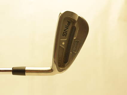 Ping S58 Single Iron 4 Iron Stock Steel Shaft Steel Right Handed White Dot 39 in