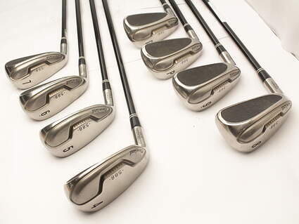 Cleveland 588 Altitude Iron Set 4-PW GW Cleveland Actionlite 55 Graphite Regular Left Handed 38.5 in