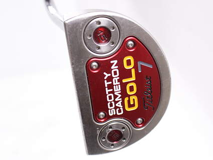Titleist Scotty Cameron 2014 GoLo 7 Putter Steel Right Handed 36 in
