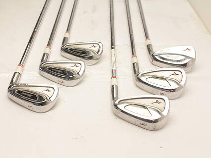 Mizuno MP 59 Iron Set 5-PW True Temper Dynamic Gold X100 Steel X-Stiff Right Handed 38 in