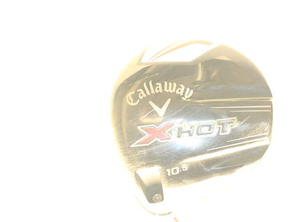 Callaway 2013 X Hot Driver 10.5* Project X PXv Graphite Stiff Left Handed 44.5 in