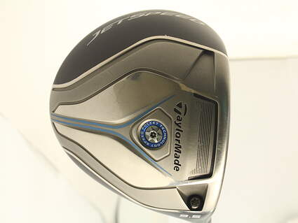 TaylorMade Jetspeed Driver 9.5* Stock Graphite Shaft Graphite Stiff Right Handed 45 in
