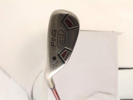 Ping G15 Hybrid 3 Hybrid 20* Ping TFC 149H Graphite Stiff Left Handed 40 in