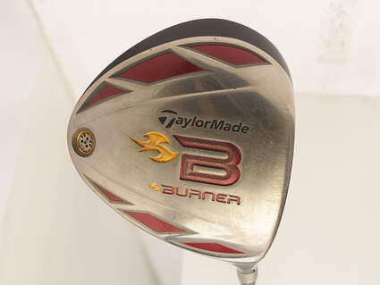 TaylorMade 2009 Burner Driver 9.5* TM Reax 45 Graphite Regular Right Handed 44.75 in