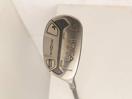 Adams Idea Tech A4 OS Hybrid 3 Hybrid 22* Graphite Design Tour AD YSQ 65 Steel Regular Right Handed 41 in