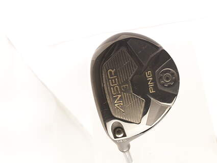 Ping Anser Fairway Wood 3 Wood 3W 14.5* Ping TFC 800F Graphite Regular Left Handed 43 in