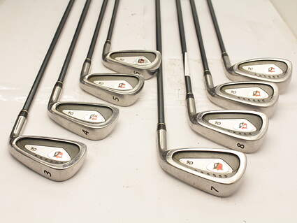 Wilson Staff Staff Ci6 Iron Set 3-PW Stock Graphite Shaft Graphite Stiff Right Handed 38 in