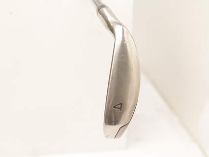 Nike 2010 Slingshot Single Iron 4 Iron Stock Steel Shaft Steel Right Handed 39 in