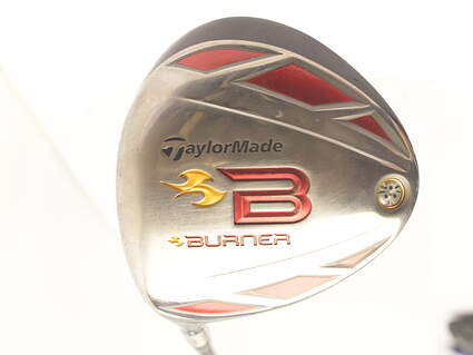 TaylorMade 2009 Burner Driver 10.5* Stock Graphite Shaft Graphite Regular Left Handed 46 in