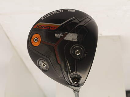 Cobra King F7 Driver 10.5* Fujikura Pro 60 Graphite Stiff Right Handed 45 in