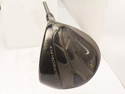 Nike SQ Machspeed Black Square Driver 11.5* Nike Fubuki 50 Graphite Ladies Right Handed 44 in