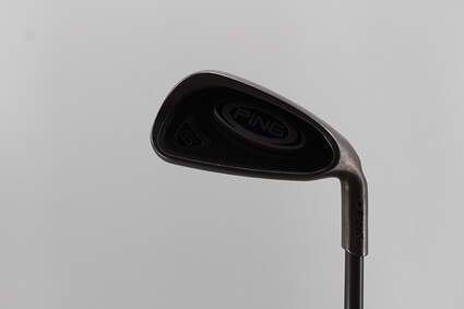 Ping G5 Single Iron 6 Iron Ping TFC 100I Steel Stiff Right Handed Blue Dot 37.25 in