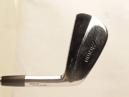 Mizuno MP 33 Single Iron 4 Iron Stock Steel Shaft Steel Stiff Right Handed 38.5 in