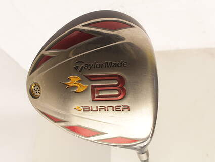TaylorMade 2009 Burner Driver 10.5* Stock Graphite Shaft Graphite Stiff Right Handed 45.5 in