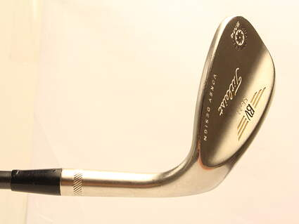 Titleist Vokey Spin Milled SM4 Oil Can Wedge Sand SW 56* 11 Deg Bounce Stock Graphite Shaft Graphite Ladies Right Handed 34 in