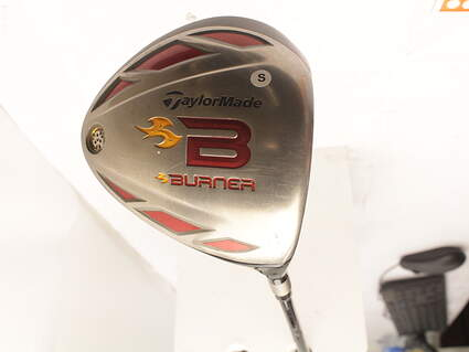 TaylorMade 2009 Burner Driver 9.5* Stock Graphite Shaft Graphite Stiff Right Handed 46 in