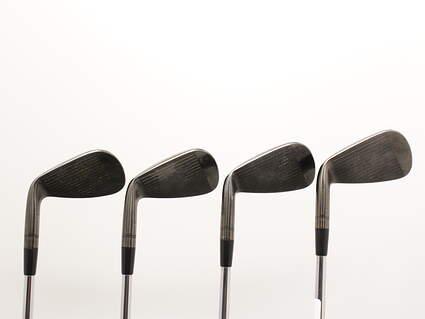 Adams Idea Pro A12 Iron Set 8-PW GW FST KBS Tour Steel Stiff Right Handed 36 in