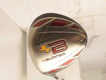 TaylorMade 2009 Burner Driver 10.5* TM Reax Superfast 49 Graphite Regular Left Handed 45.75 in