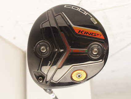 Cobra King F7 Driver 10.5* Fujikura Pro 60 Graphite Regular Left Handed 45 in