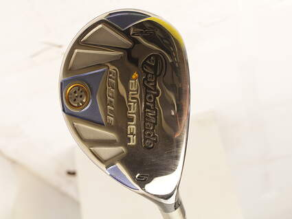 TaylorMade Burner Rescue Hybrid 5 Hybrid 25* TM Reax 50 Graphite Ladies Right Handed 38.5 in