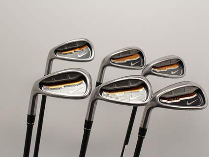Nike Ignite Iron Set 6-SW Stock Graphite Shaft Graphite Left Handed 35 in