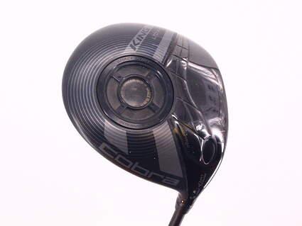 Cobra King LTD Black Driver 10.5* Aldila Rogue Black 60 Graphite Stiff Right Handed 44.5 in