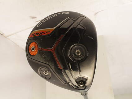 Cobra King F7 Driver 10.5* Fujikura Pro 60 Graphite Regular Right Handed 46 in