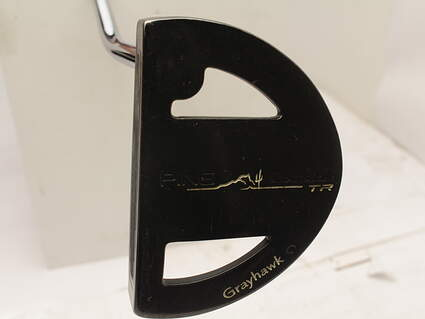 Tour Issue Ping Scottsdale TR Grayhawk Putter Stock Steel Shaft Steel Regular Right Handed 35 in