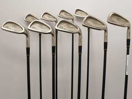 Cobra King Cobra Oversize Senior Iron Set 3-PW Stock Graphite Shaft Graphite Senior Right Handed 38.5 in