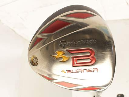 TaylorMade 2009 Burner Driver 10.5° TM Reax Superfast 49 Graphite Regular+ Right Handed 43.5in