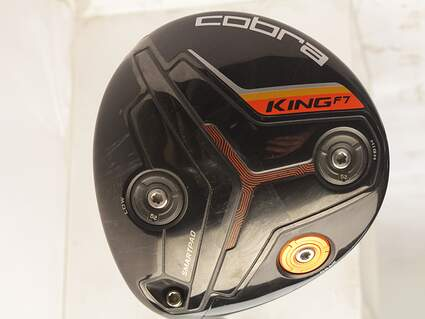 Cobra King F7 Driver 10.5° Fujikura Pro 60 Graphite Stiff Left Handed 45.0in